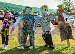 Photo of Scarecrows, Apple Festival