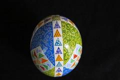 IMG_1574 (susie-nh) Tags: art chicken easter egg ukrainian pysanky