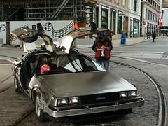 DeLorean (Sean_Marshall) Tags: delorean dmc dmcdelorean