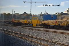 Rail train, Heuston, 31/10/15 (hurricanemk1c) Tags: dublin irish train rail railway trains railways irishrail pwd heuston 2015 iarnród éireann railtrain iarnródéireann