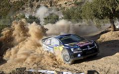 1 OGIER . VOLKSWAGEN Polo R WRC . WRC 2015 Rally RACC Catalunya _4858 (antarc foto) Tags: volkswagen polo r wrc ogier sébastien fra ingrassia julien 2015 rally racc catalunya costa daurada rallye españa salou tarragona ral·li race races racing motorsport spain espana catalonia world championship