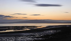 Evening sky over the Solway Firth taken from the public footpath at Newbie near Annan (penlea1954) Tags: sky public evening scotland newbie footpath solway criffel firth dumfries galloway