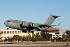 Qatar Air Force Boeing C-17A Globemaster III N279ZD (jbp274) Tags: airport military airplanes longbeach lgb c17 boeing globemaster klgb qatar qatarairforce daughertyfield