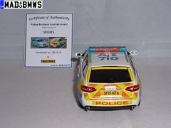 (05) Scotland Audi A4 Avant (SF15KFA) (mad4bmws) Tags: 30 tdi scotland traffic diesel police a4 audi avant quattro 143 minichamps kfa rpu sf15 arv code3 anpr mad4bmws sf15kfa