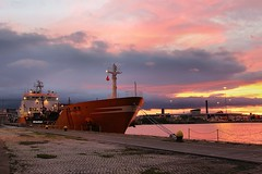 Smeraldo (das boot 160) Tags: sea port docks river boats boat dock ship ships birkenhead maritime alfred mersey docking smeraldo rivermersey alfredbasin merseyshipping alfredlock