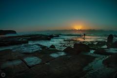 Sunrise (kelvinshutter) Tags: seascape sunrise australia olympus em10 turimetta