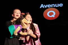 PZ20151105-036.jpg (Menlo Photo Bank) Tags: ca girls people usa lauren fall students us emily play arts event puppets drama smallgroup atherton upperschool 2015 flomo menloschool photobypetezivkov