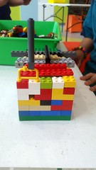 LEGO club held at Success Library