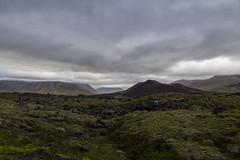 Penisola di Snaefells, Islanda #3 (fabrizioboni00) Tags: sky panorama cloud mountain lava iceland nuvole mare north cielo nord vulcano islanda cenere