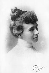 Emily Wilding Davison, c.1905.