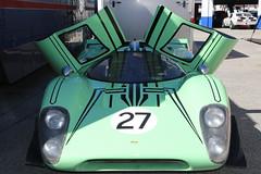Lola T70 (bwass244) Tags: green car lola fast daytona hsr
