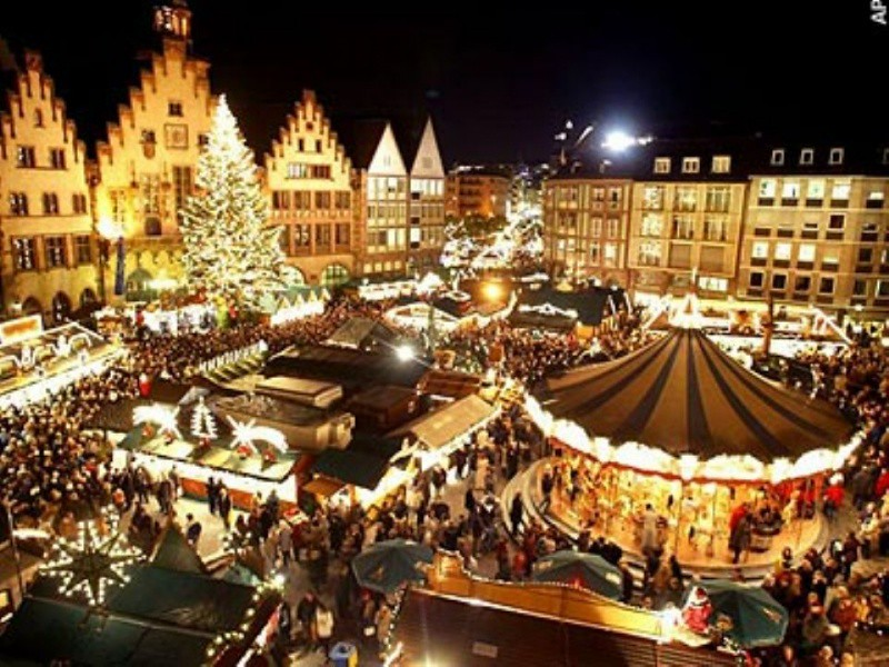 Коледни базари в Брюксел!-48738