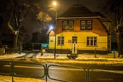 Radzionków (nightmareck) Tags: winter night fuji poland polska handheld fujifilm pancake zima fujinon silesia xe1 apsc mirrorless śląskie górnyśląsk xtrans fotografianocna radzionków xmount xf18mm xf18mmf20r bezlusterkowiec