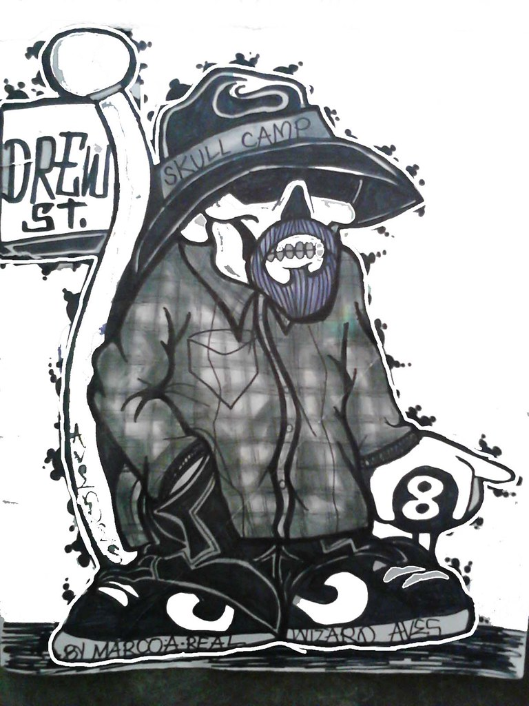 Pictures Of Cholo Graffiti Character Rock Cafe