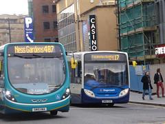 Stagecoach Merseyside & South Lancashire 27147 SN64 OHV on 17 (sambuses) Tags: 27147 stagecoachmerseysidesouthlancashire sn64ohv
