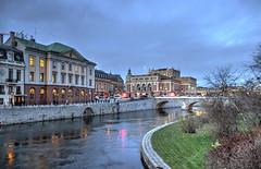 Stockholm (Ana >>> f o t o g r a f í a s) Tags: europa europe sweden stockholm schweden sverige bluehour scandinavia sthlm hdr estocolmo stoccolma suecia photomatix escandinavia tonemapped geo:country=sweden geo:region=europe potd:country=es hdrworldsweden