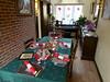 Table set for Christmas dinner (Snapshooter46) Tags: table settings christmasdinner crackers cutlery household christmasday