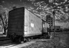 The Old Box Car (Kool Cats Photography over 8 Million Views) Tags: railroad yukon oklahoma boxcar unionpacific track train