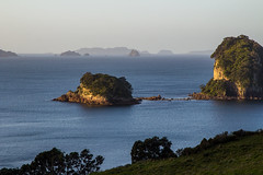 Coromandel - hike to the Cathedral cove