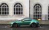 GT12. (Alex Penfold) Tags: aston martin gt12 gt 12 green yellow supercars supercar super car cars autos alex penfold 2016 london spotting