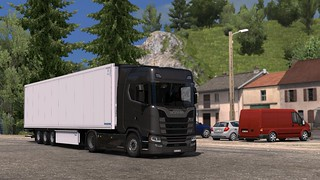 Next Generation Scania S580 + Krone Coolliner
