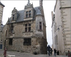 """Maison renaissance dite """" de la Tourelle """" (Figareine- Michelle) Tags: le mans maison dite à la tourelle"""
