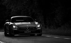 Mercedes AMG GT R (Vincent Dehon) Tags: mercedesamggtr mercedes amg gt spa francorchamps 24 heures hours panning race racing car auto nikon 70200 nikkor