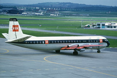 BEA Vanguard2P (T.O. Images) Tags: gapei bea british european airways vickers vanguard paris orly