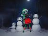 Santa's elves Uprising. And Snowmans :D (Klio.13) Tags: monsterhigh monster high mattel rochellegoyle ooak custom customdoll snowman doctorwho handmadeoutfit dolls dollphotography toyphotography toys santaself