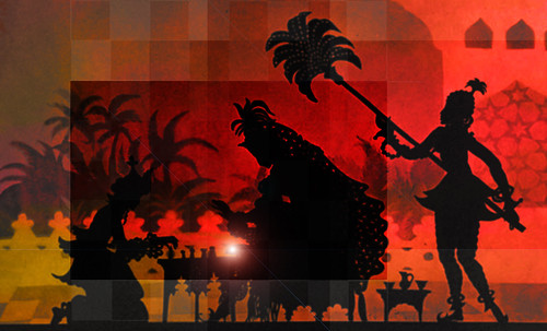 """Chaturanga-makruk / Escenarios y artefactos de recreación meditativa en lndia y el sudeste asiático • <a style=""""font-size:0.8em;"""" href=""""http://www.flickr.com/photos/30735181@N00/32143069010/"""" target=""""_blank"""">View on Flickr</a>"""