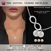Epiphany Exclusive (Izzie Button (Izzie's)) Tags: epiphany gacha sl izzies bracelet initial jewelry
