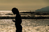 why... (Budde.Ralf) Tags: flicker westusa pismobeach california usa us golden beach silhouette girl surfer water black