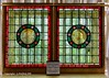 Wightwick Stained Glass (Holfo) Tags: mander nationaltrust wightwickmanor wolverhampton stained glass stainedglass nikon d5300 vintage colour hdr