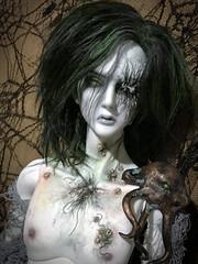 Hans von Rungholt (Sadomina) Tags: doll bjd abjd balljointeddoll ringdoll sadomina rungholt hansvonrungholtzombie kane horror creepy corpse ghost macabre morbide