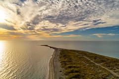 Woodman Spit (James A Collins) Tags: aerialphotography drone ocean dji woodmanspit sunset djiphantom4pro landscape spit beach woodmanpoint westernaustralia coogee australia au