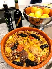 Arroz al horno enguerino. #Valencia #gastronomy #foodporn #Foodandwine #Vino #Wines #Spain #Gastro #Gourmet (jonpau82) Tags: valencia gastronomy foodporn foodandwine vino wines spain gastro gourmet