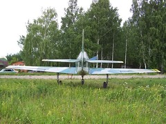 """Yak-52 1 • <a style=""""font-size:0.8em;"""" href=""""http://www.flickr.com/photos/81723459@N04/33080815756/"""" target=""""_blank"""">View on Flickr</a>"""