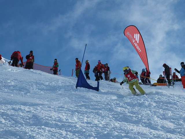 Junior Banked Slalom 2015
