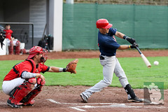 """BBL15 PD G1 Dortmund Wanderers vs. Cologne Cardinals 18.08.2015 007.jpg • <a style=""""font-size:0.8em;"""" href=""""http://www.flickr.com/photos/64442770@N03/20086080564/"""" target=""""_blank"""">View on Flickr</a>"""