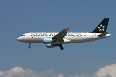 A320 OE-LBX OS Star Alliance 2 (Avia-Photo) Tags: airplane airport aircraft aviation aeroplane airline airbus airlines airliner avion airliners aviacion