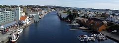 Haugesund fra Risøy bru (Odd Stiansen) Tags: summer sommer vestlandet haugesund maritim scandic smedasundet