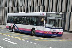 First Volvo B10BLE 60700 T882ODT - Sheffield (dwb transport photos) Tags: bus volvo sheffield first wright renown 60700 t882odt