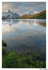 Bachalpsee matin (muriel.schupbach) Tags: montagne suisse lac reflet grindelwald leverdesoleil bachalpsee murielschupbach mscphotoblog4evercom