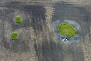 Construction Of A Golf Course
