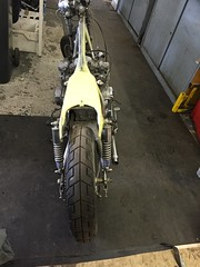 IMG_0188 (digyourownhole) Tags: vintage honda motorcycle restoration caferacer cb550 bratt buildnotbought