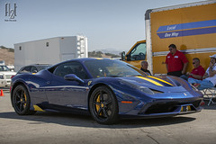 Ferrari 458 Speciale (Flat-12) Tags: automotive ferrari lagunaseca speciale fca 458 jimhunter ferrariclubofamerica montereycarweek