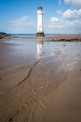 Merseyside - Water and Lighthouse (Andrew Hounslea) Tags: new england lighthouse beach water sand nikon brighton unitedkingdom g united kingdom d750 nikkor vr wirral newbrighton merseyside 1635 newbrightonlighthouse afsnikkor1635mmf4gedvr 1635vr