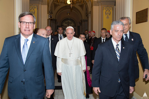Pope Francis Visits the United States Capitol