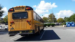 Alachua District Schools #2809 (abear320) Tags: school bus ic florida district gainesville international re schools fe ce alachua