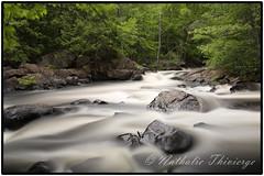 Au fil du temps (N Thivierge) Tags: cascades chutes